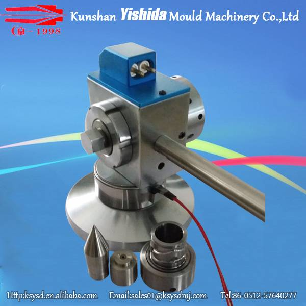 self-centering adjustable wire extruder tooling mould