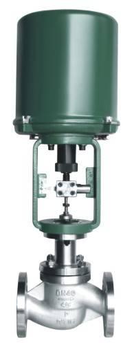 RV ZRSP electric single-seat(sleeve) control valve