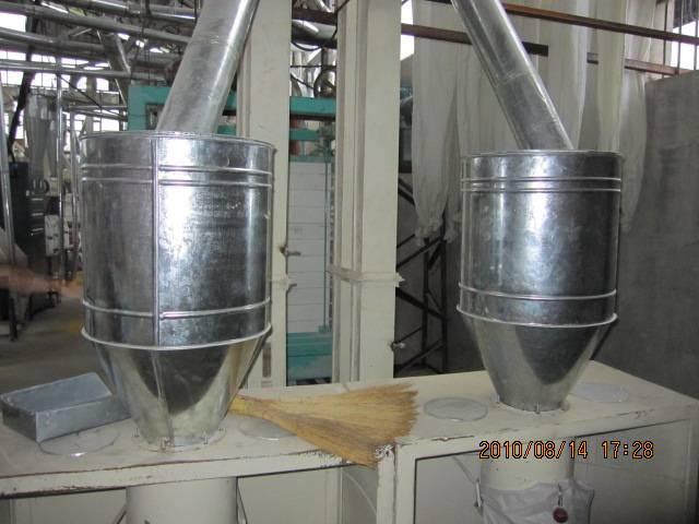 maize mill machinery