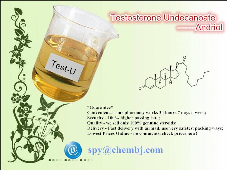 Testosterone Undecanoate (CAS 5949-44-0)