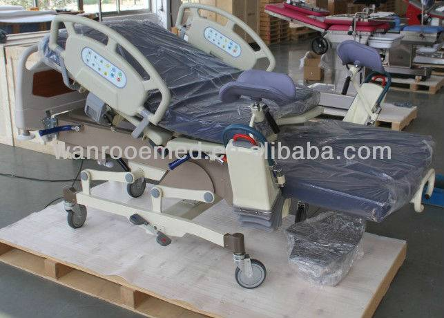 ALDR100D ULTRA LOW POSITION hospital birthing bed