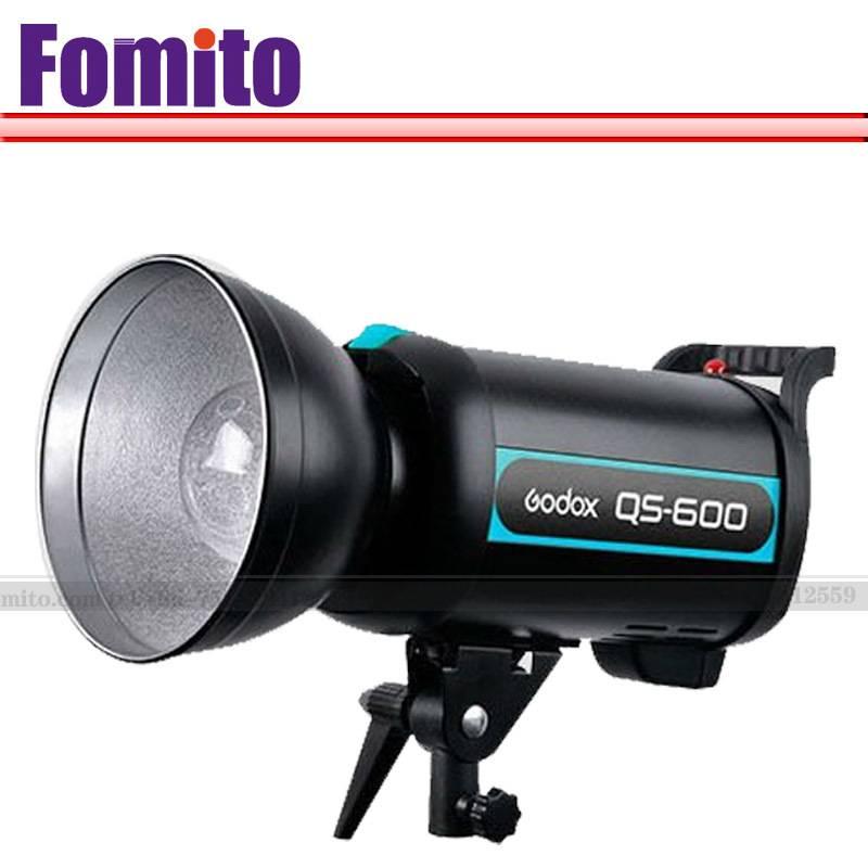 Professional Godox Quicker 600W Studio Flash Light Strobe 600D QS-600