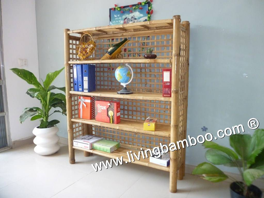 BAMBOO SHELF BEAUTIFUL AND DURABLE