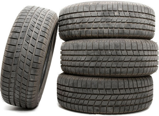 Used Car Tires