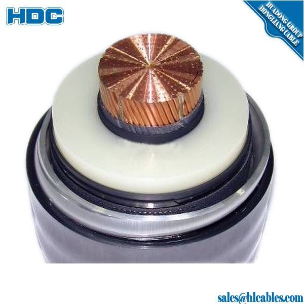 Good price high voltage power cable 15kv Armoured xlpe cable