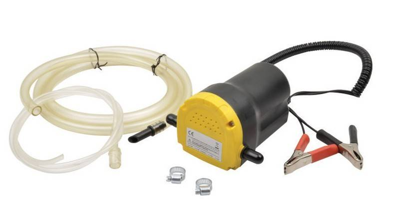 12v oil extractor(BST1017)