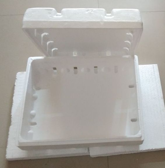 Thermocol Fruit Box
