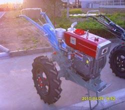 2wd mini walking tractor