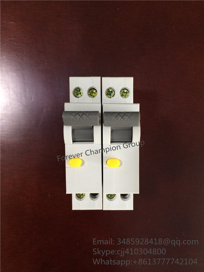 Good quality DPN 1P+N Miniature circuit breaker MCB CNHUNG switch