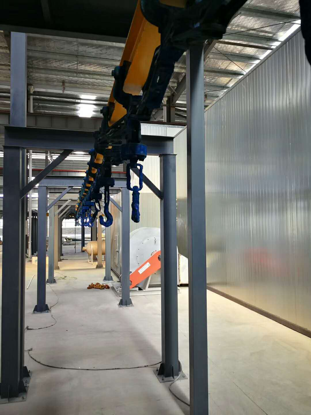 automatic powder coating line for sale