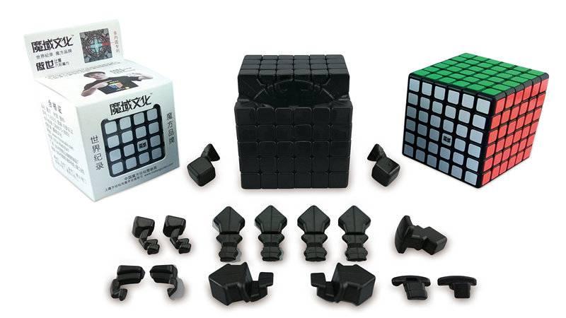 MoYu Aoshi 6×6 Cube Plastic Puzzle
