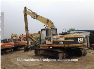 used CAT 320BL excavators