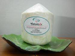 VIETNAM FRESH CUT COCONUT WITH BEST PRICE