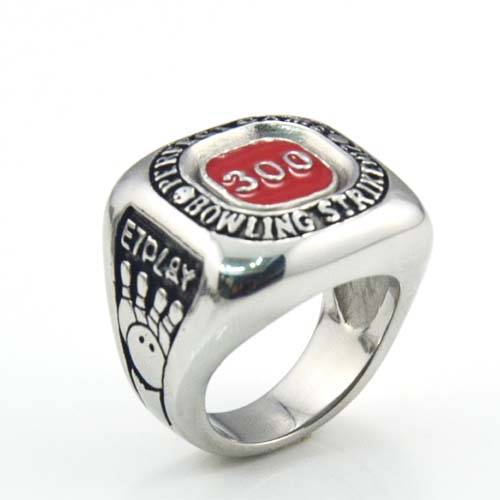 Guangzhou Daimily custom stainless steel jewelry ring