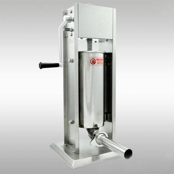 5L vertical stainless steel sausage filling machine equipment