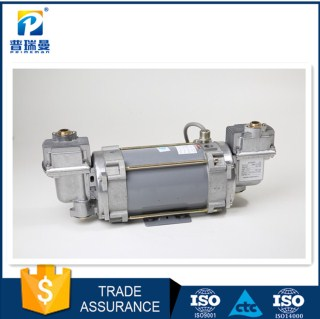 fuel pumping vapor recovery vacuum pump for fuel dispenser