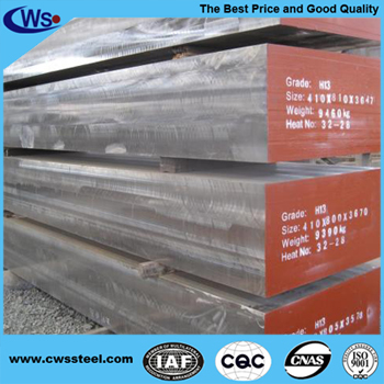 1.2344 Hot Work Mould Steel Plate