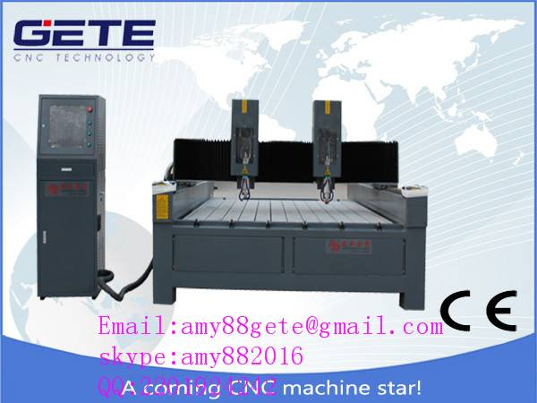 P2025S-2 stone tombstone cnc router