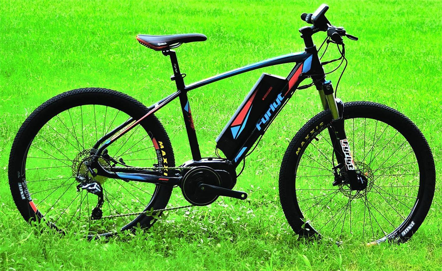 250W Mid-Drive E-bicycle