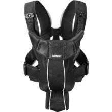 BABYBJORN Synergy Baby Carrier (Black, Mesh) 025002