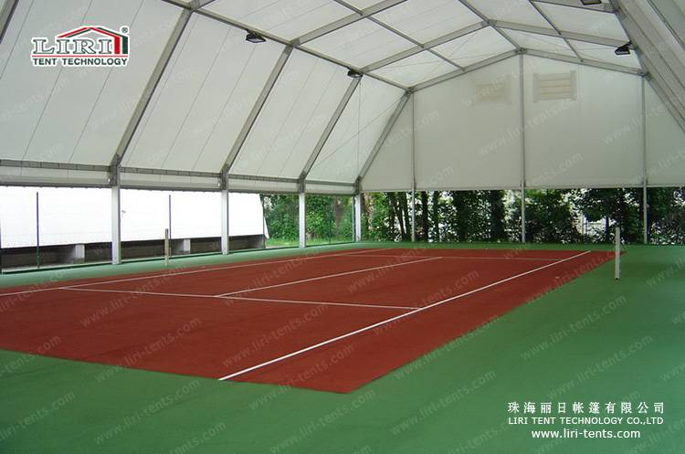30x60m Sports Structures For Football Court Sports Court Tent