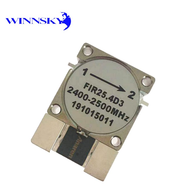 WINNSKY 2400MHz~2500MHz RF Isolator Drop-in Package High Power 300W Designer Offer