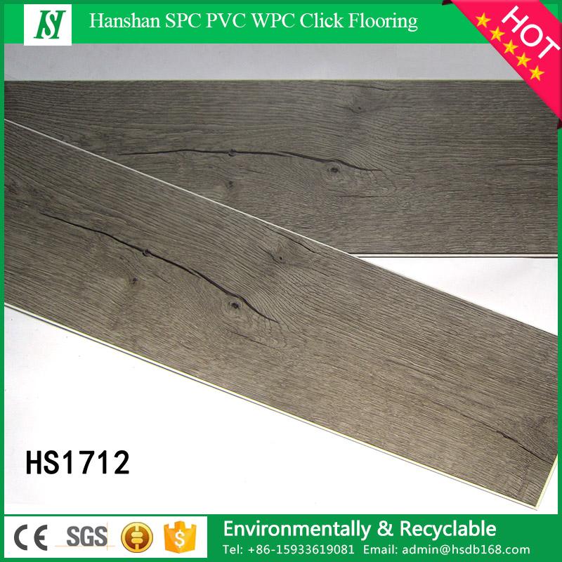 HanShan Indoor Use PVC Material Vinyl Lock Flooring