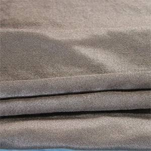 Stainless steel 316L fiber metallic knitted fabric