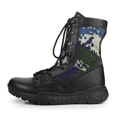 supply military boots/ desert boots/ safety shoes ZD108M