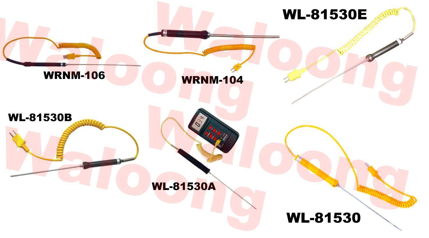Immerge Thermocouple