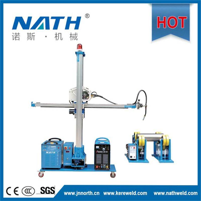 Micro-precision automatic welding manipulator
