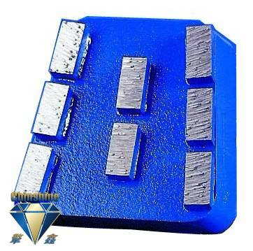 Diamond Frankfurt Bricks Abrasive Tools