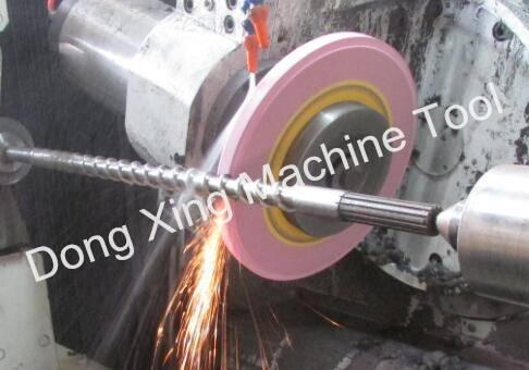 High Precision CNC Milling Machine for Plastic Machinery Screw Manufacture