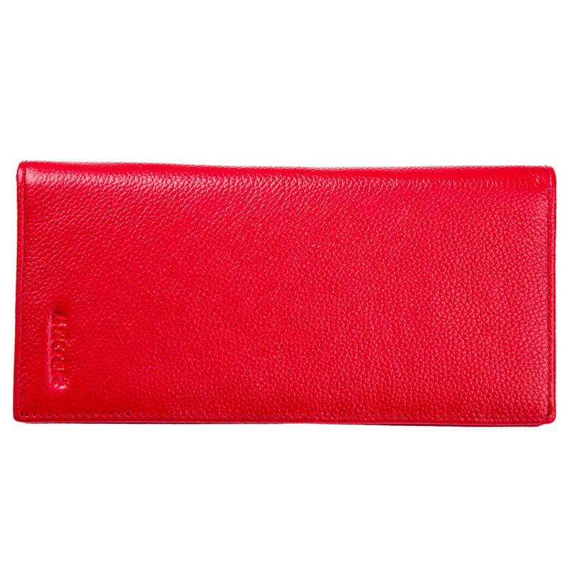 Ladies Bifold RFID Blocking Security Wallet Rfid Leather Purse