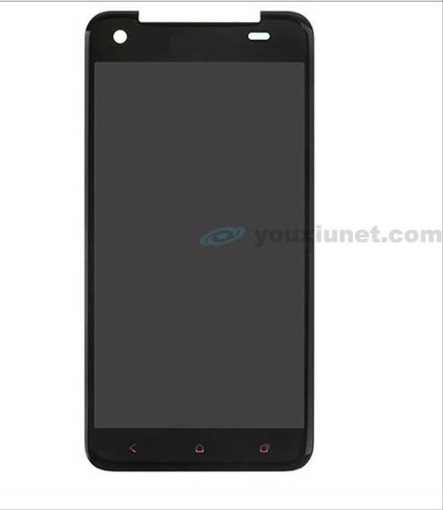 For HTC Droid DNA X920e Butterfly LCD Display Touch Screen Digitizer Assembly