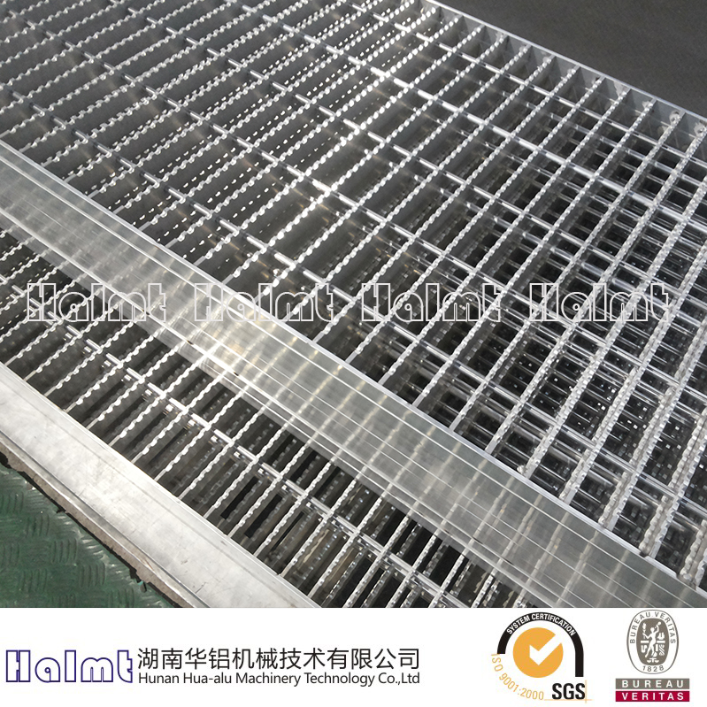 The Aluminum Grating Walkways for Industry