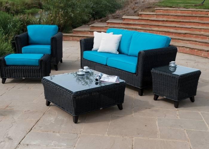 Rattan sofa 2013 new collection