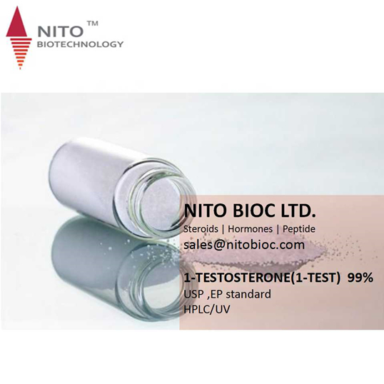 Factory Quality Control, Strong Intermediate Powder: 1-TESTOSTERONE(1-TEST)
