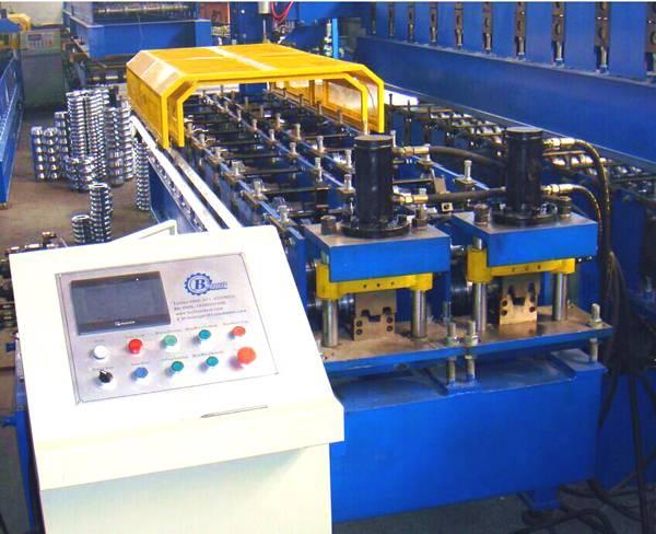 C U Z purlin roll forming machine / stud and track making machine