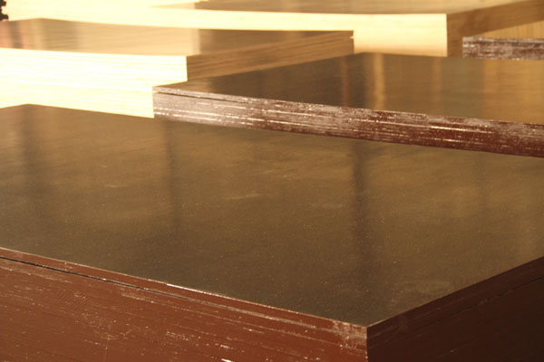 good quality and cheap price black film face ply / big size film faced plywood / 18mm film faced pla