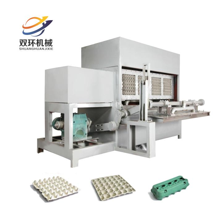 Paper pulp egg tray/ egg carton machine