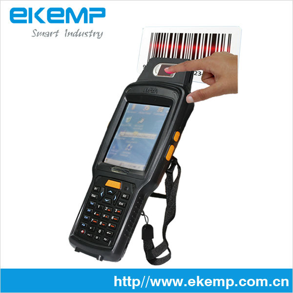 Resistance Touch Screen Android Handheld POS Terminal