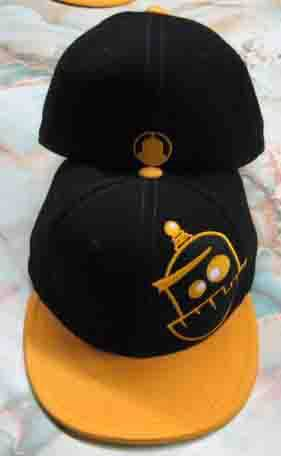 Custom Two Tone  Fitted Hats