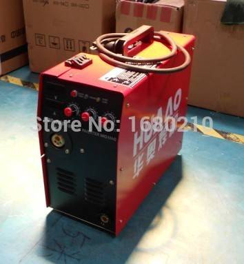 HUAAO WELDING PORTABLE industrial MIG200 MAG200 MIG/MAG IGBT INVERTER 1-220V NBC200 200A GUN GROUND