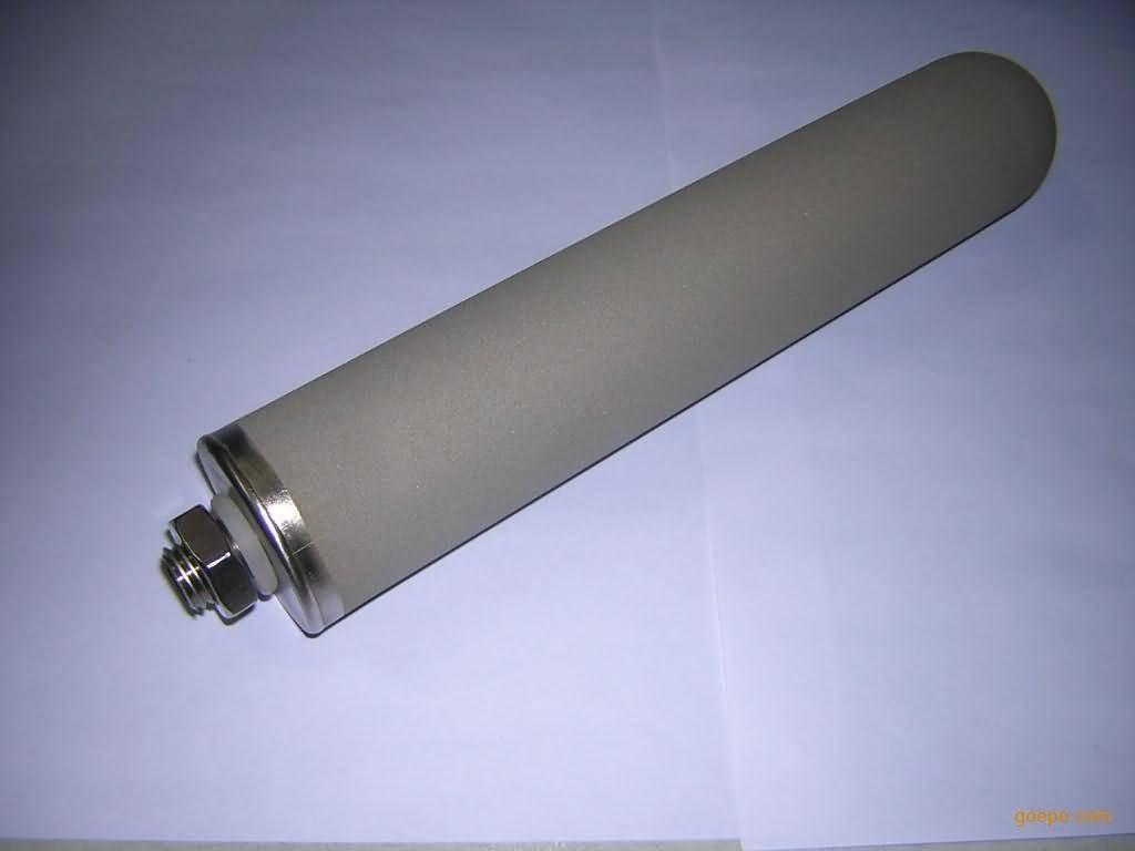 SS 316L porous Sintered Filter pipe sheet