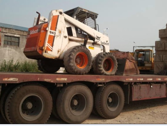 Used Mini Wheel Loader of Bobcat