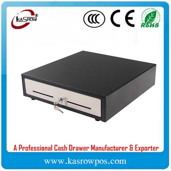 KF-410 Stainless Cash Drawer