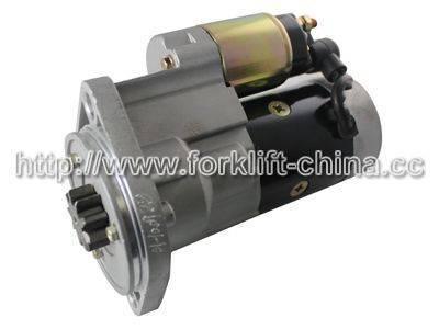Forklift Parts Starter Motor YM129900-77010