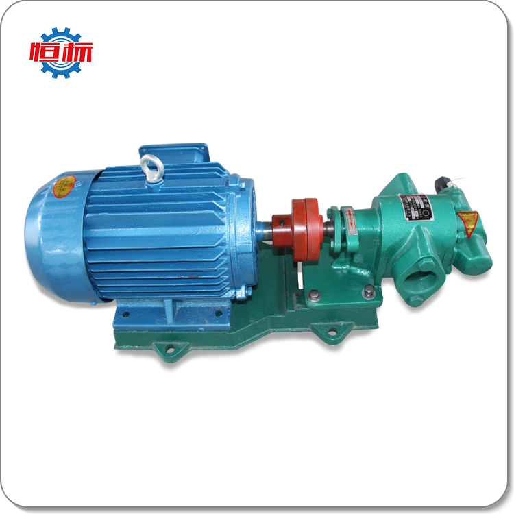 KCB Gear pumps for oil rosin , paraffins