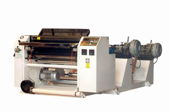 Three Ply Thermal Paper Roll slitting rewinding machine